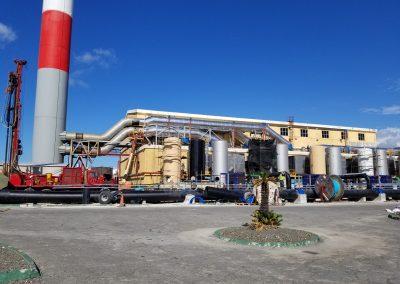 Bahamas Clifton Pier Power Station